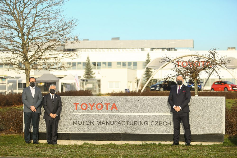 Toyota assumes full ownership of Kolin plant as it becomes Toyota Motor Manufacturing Czech Republic